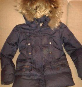 Куртка зимняя Zara для мальчика