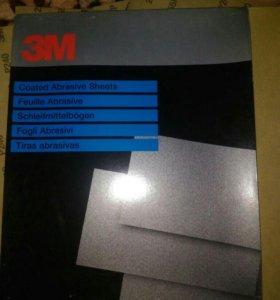 Наждачная бумага 3М,Р240,230*280мм(50шт)