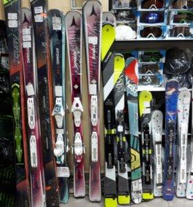 Горные лыжи детские горные лыжи женские