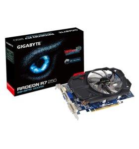 Radeon r7 250 2 gb gddr5