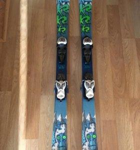 Лыжи горные К2