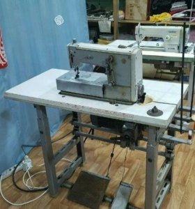 Распошивальная производственная швейная машина