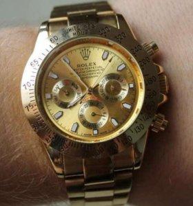 Часы Rolex + Мужское портмоне Giorgio Frmani  в 🎁