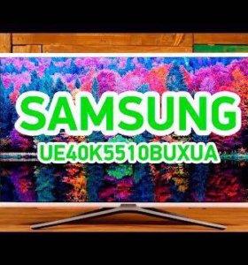 Телевизор Самсунг БЕЛЫЙ в коробке