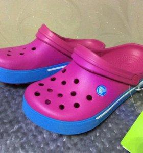 Кроксы Crocs женские