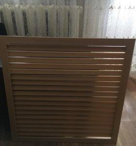 Защитная решетка на радиатор