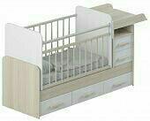 Кровать трансформер в новом состояние .
