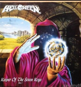 Helloween Keeper Of The Seven Keys Part I винил