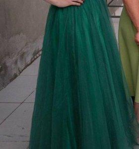 Бальное выпускное платье