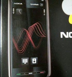 Nokia 5800 на запчасти