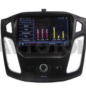 Штатная магнитола Ford Focus (2012-2015) Android 7