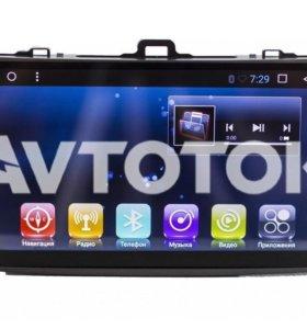 Магнитола Toyota Corolla (2006-2012) Android 7