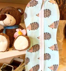 Кокон-пелёнка для новорождённых