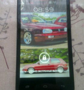 Телефон Fly IQ4416