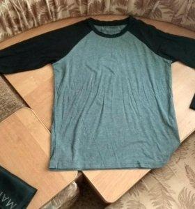 Реглан(футболка) с длинным рукавом
