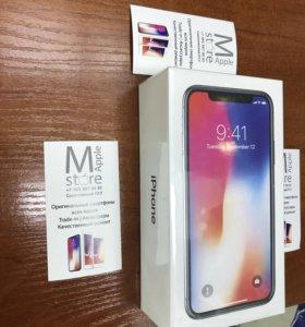 iPhone X 64Gb A1901 Новые