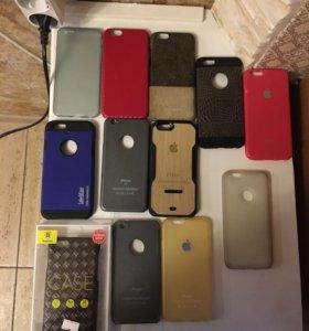 Чехлы на IPhone 6/6s 💥
