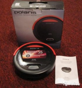 Робот пылесос Polaris PVCR 0610