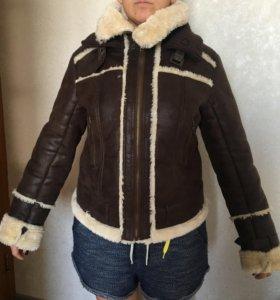 Куртка меховая Zolla