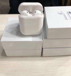 Беспроводные наушники Apple AirPods Новые