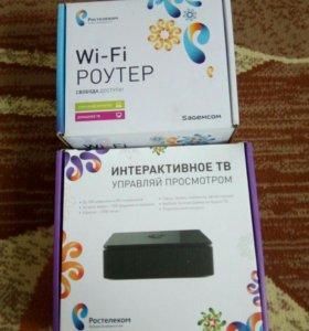 Wi-Fi роутер ,интерактивное тв