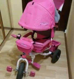 Велосипед детский TRIKE Beauty