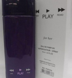 Тестер Givenchy Play For Her Intense