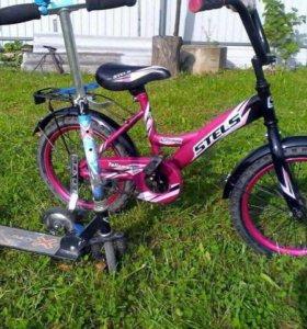 Велосипед(новый),самокат