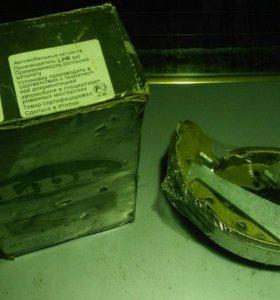 Тормозные колодки на Skoda, AUDI, VOLDSWAGEN,CHERY