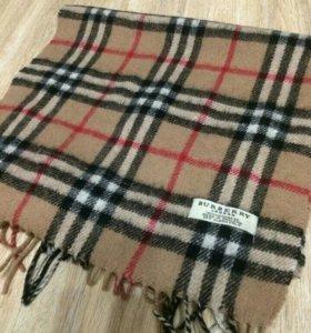 burberry шарф