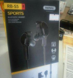 Беспроводные наушники Remax RB-S5 Sports
