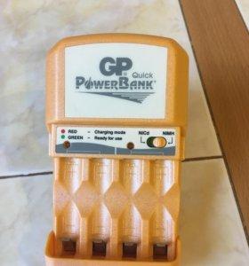 Зарядное устройство GP KB34PGS