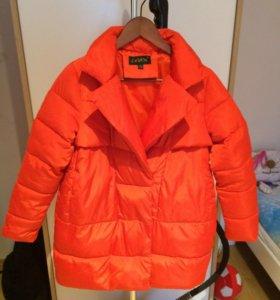 Утеплённая куртка 44