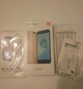 Абсолютно новый Xiaomi Mi A1 4/32 Gb