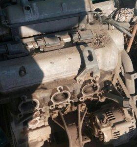 Продам двигатель с сузуки эскудо