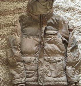 Куртка мужская Adidas neo (xs)