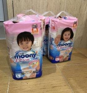 Moony подгузники