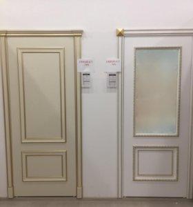 Продажа дверей с витрины