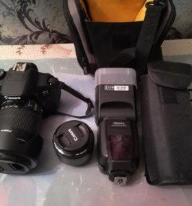 Фотокамер Canon 650D