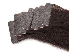Волос для ленточного наращивания