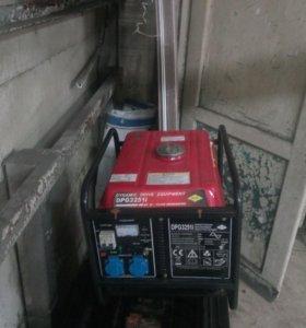 Генератор - электростанция  DPG 3251i