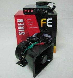 Громкоговоритель ES-3088 , KS-825 мощный 12V 100W