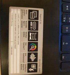 Acer E5-575G-34PS