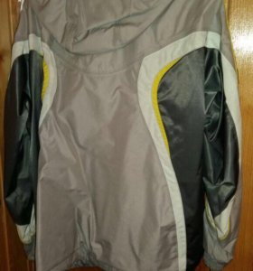 Горнолыжная мужская куртка Goldwin