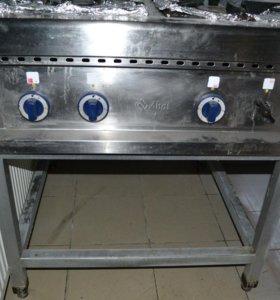 Газовая плита Abat 4 конфорочная