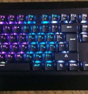 Игровая механическая клавиатура Qcyber Zadiak
