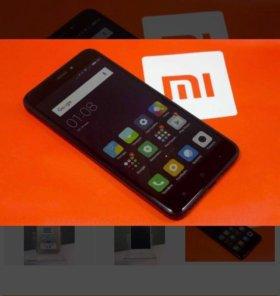 Смартфон Xiaomi Redmi 4x 16gb. Новый! Оригинал!