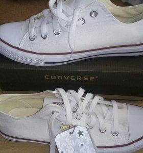 Новые кеды конверсы converse 37-46
