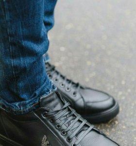 Ботинки демисезоные.мужские