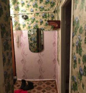 Квартира, 1 комната, 27.9 м²